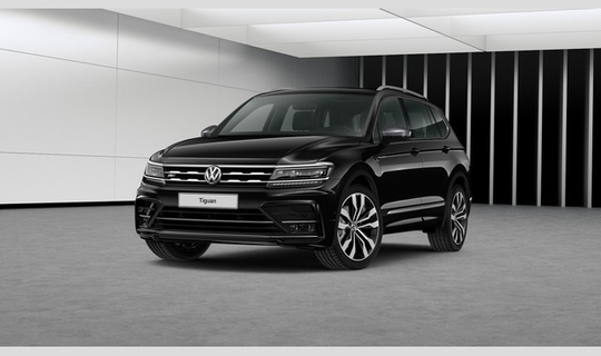 verkauft vw tiguan allspace highline r gebraucht 2018 0 km in kaufbeuren. Black Bedroom Furniture Sets. Home Design Ideas