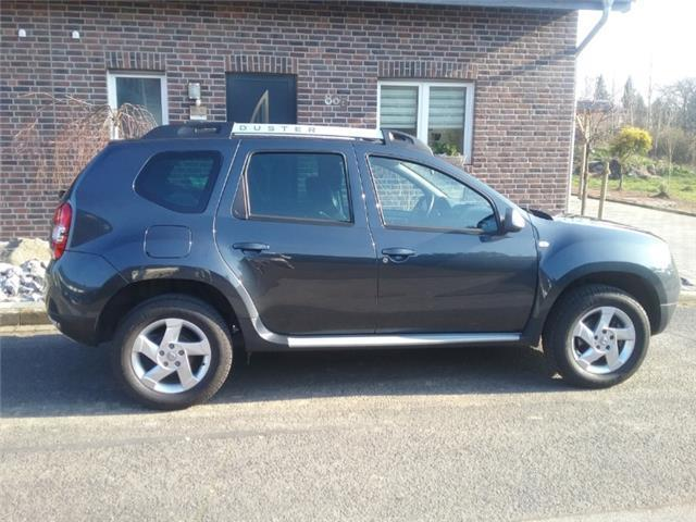 verkauft dacia duster dci 110 fap 4x2 gebraucht 2013 km in kevelaer. Black Bedroom Furniture Sets. Home Design Ideas