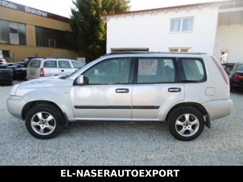 verkauft nissan x trail 2 2 dci 4x4 el gebraucht 2005 km in straubing. Black Bedroom Furniture Sets. Home Design Ideas