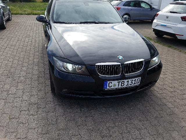 verkauft bmw 325 3er dpf gebraucht 2007 km in. Black Bedroom Furniture Sets. Home Design Ideas