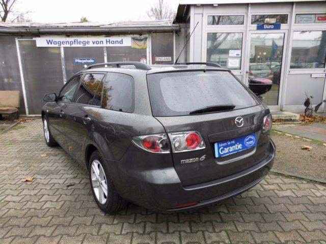 verkauft mazda 6 sport kombi 2 0 cd dp gebraucht 2006 km in berlin. Black Bedroom Furniture Sets. Home Design Ideas