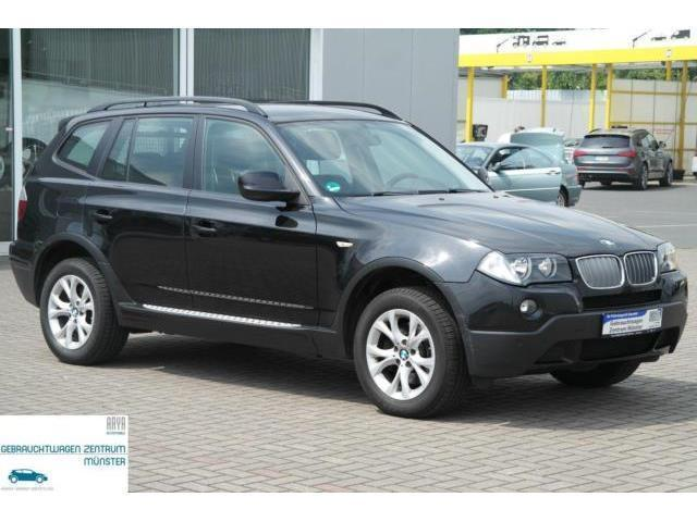 verkauft bmw x3 baureihexdrive 18d edi gebraucht 2009 km in m nster. Black Bedroom Furniture Sets. Home Design Ideas