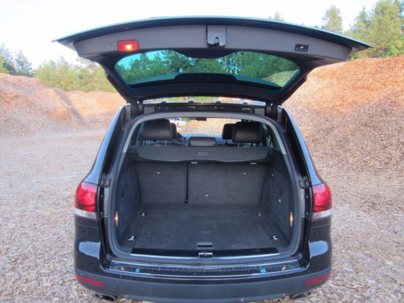 verkauft vw touareg 3 0 v6 tdi dpf aut gebraucht 2007 km in aussenstadt sued. Black Bedroom Furniture Sets. Home Design Ideas