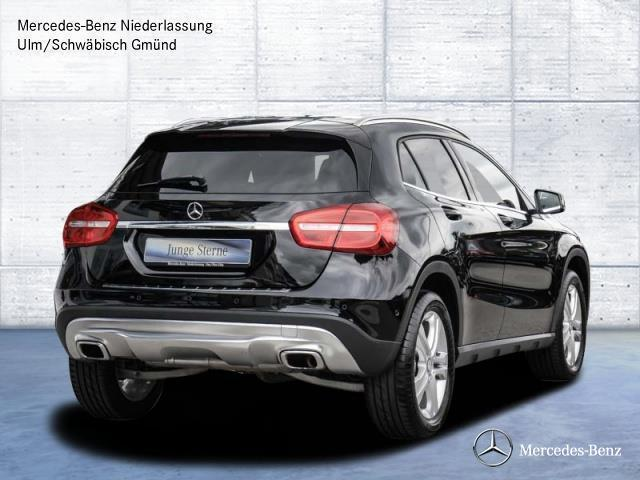 verkauft mercedes gla250 4matic sport gebraucht 2017 km in neu ulm. Black Bedroom Furniture Sets. Home Design Ideas