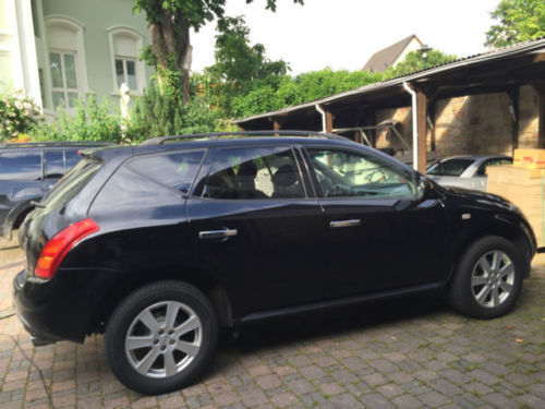 verkauft nissan murano 3 5 mit lpg gas gebraucht 2008 km in bad. Black Bedroom Furniture Sets. Home Design Ideas