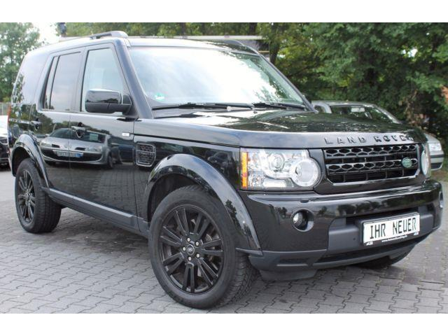 verkauft land rover discovery 4 tdv6 h gebraucht 2013 km in berlin. Black Bedroom Furniture Sets. Home Design Ideas