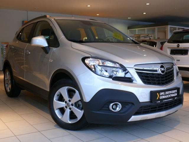 verkauft opel mokka 1 4 turbo edition gebraucht 2016 km in pocking. Black Bedroom Furniture Sets. Home Design Ideas