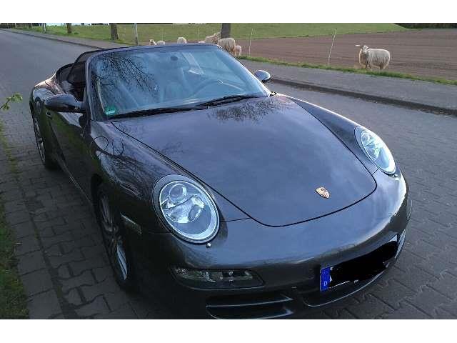 verkauft porsche 911 carrera cabriolet gebraucht 2007 km in hanstedt. Black Bedroom Furniture Sets. Home Design Ideas