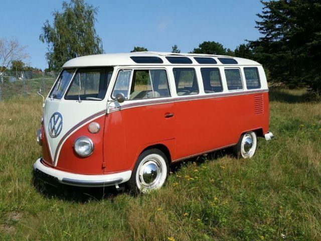 verkauft vw t1 sambabus gebraucht 1963 km in salzwedel. Black Bedroom Furniture Sets. Home Design Ideas