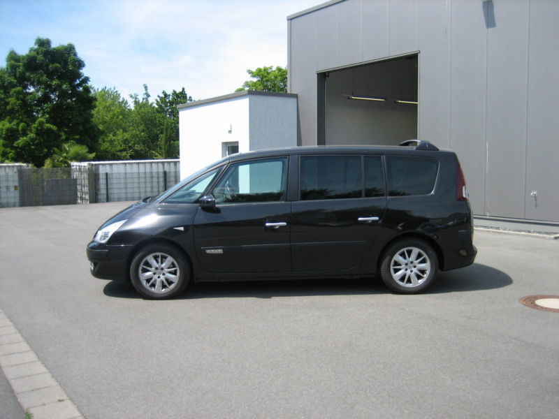 verkauft renault grand espace espace i gebraucht 2007 km in geisenheim. Black Bedroom Furniture Sets. Home Design Ideas