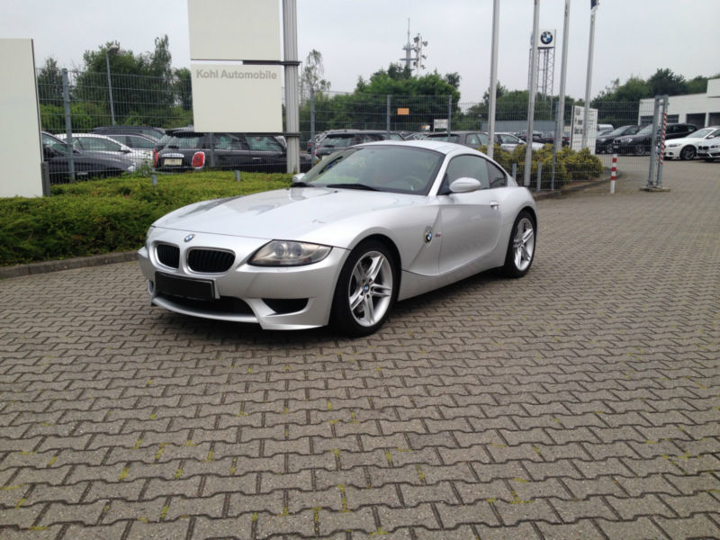 gebraucht coupe navi leder xenon top zustand bmw z4 m 2006 km in bad hersfeld. Black Bedroom Furniture Sets. Home Design Ideas