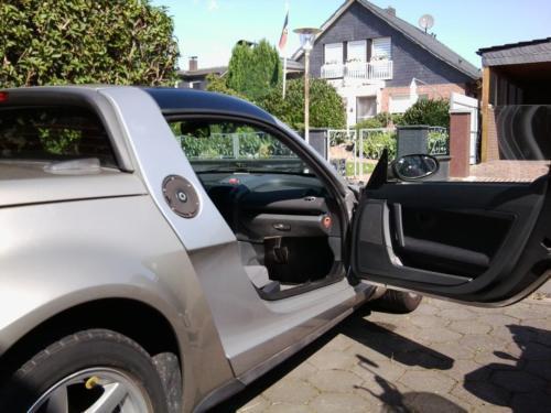 verkauft smart roadster gebraucht 2004 km in hohenhameln mehrum. Black Bedroom Furniture Sets. Home Design Ideas