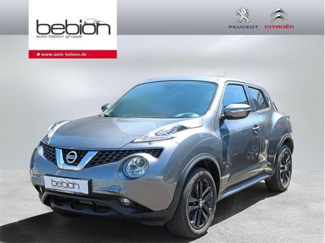 verkauft nissan juke 1 2 dig t acenta gebraucht 2014. Black Bedroom Furniture Sets. Home Design Ideas
