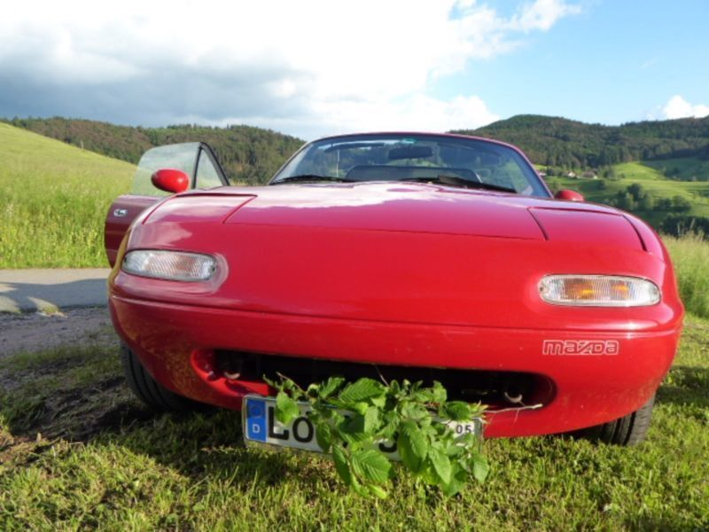 verkauft mazda mx5 na gebraucht 1992 km in zell autouncle. Black Bedroom Furniture Sets. Home Design Ideas