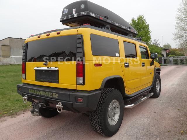 h2 gebrauchte hummer h2 kaufen 107 g nstige autos zum. Black Bedroom Furniture Sets. Home Design Ideas