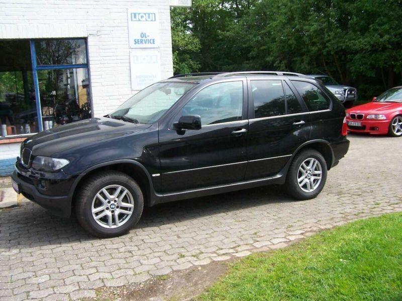 verkauft bmw x5 3 0 d edition exclusive gebraucht 2005 km in bad mergentheim. Black Bedroom Furniture Sets. Home Design Ideas