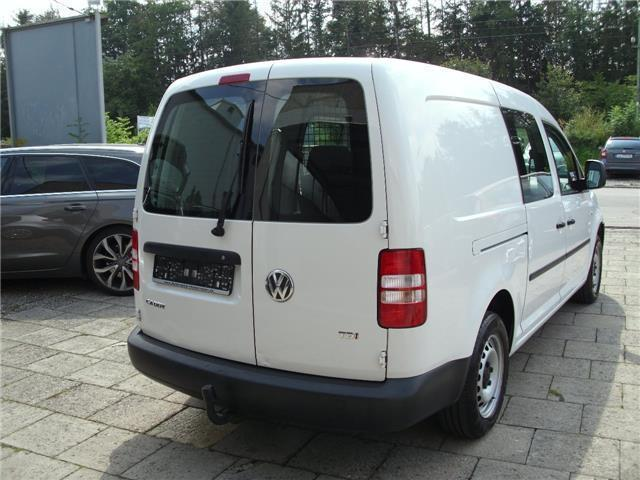 verkauft vw caddy 1 6 tdi 5 si maxi gebraucht 2012 km in puchheim. Black Bedroom Furniture Sets. Home Design Ideas