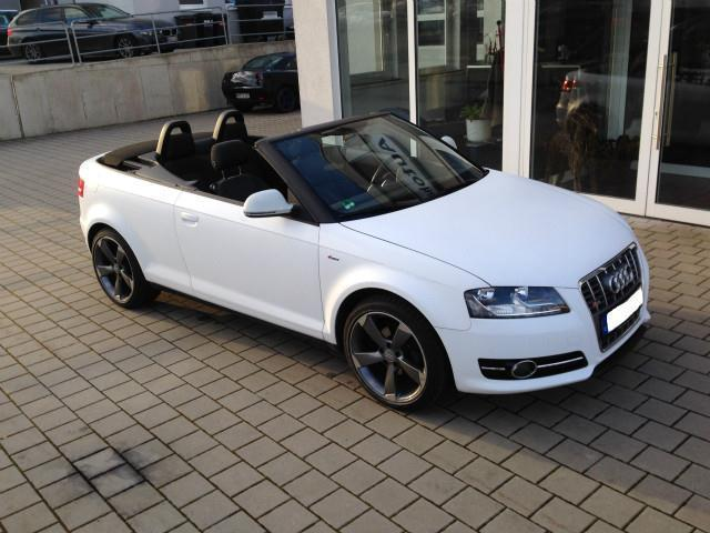 verkauft audi a3 cabriolet 1 6 attract gebraucht 2010 km in erlenbach. Black Bedroom Furniture Sets. Home Design Ideas