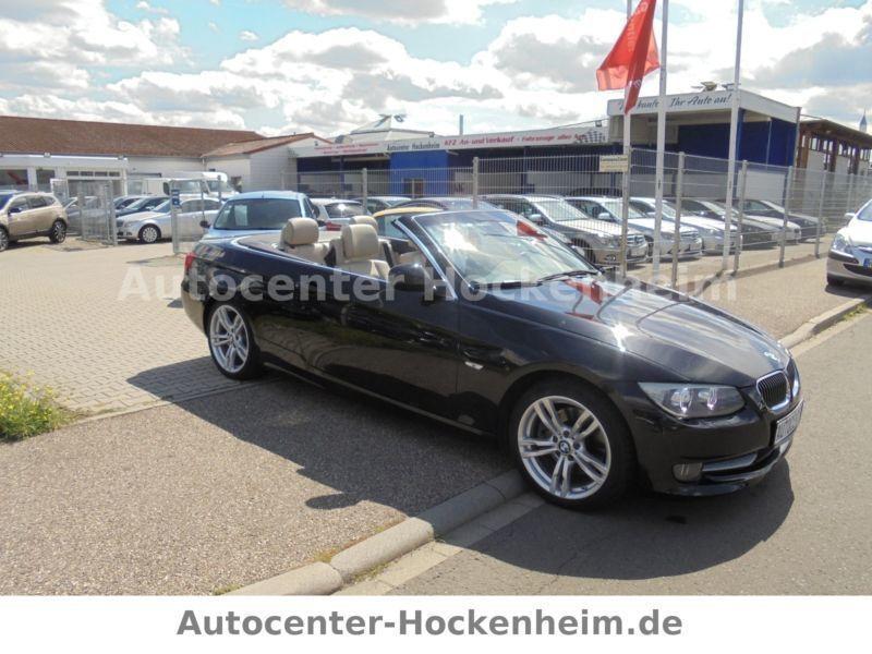 verkauft bmw 330 cabriolet d dpf aut gebraucht 2012 km in offenbach am main. Black Bedroom Furniture Sets. Home Design Ideas