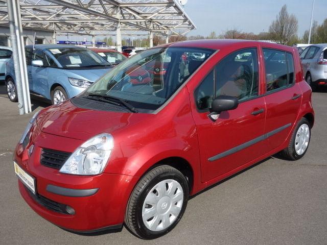 gebraucht Renault Modus 1.2 16V Edition Cite Klimaanlage