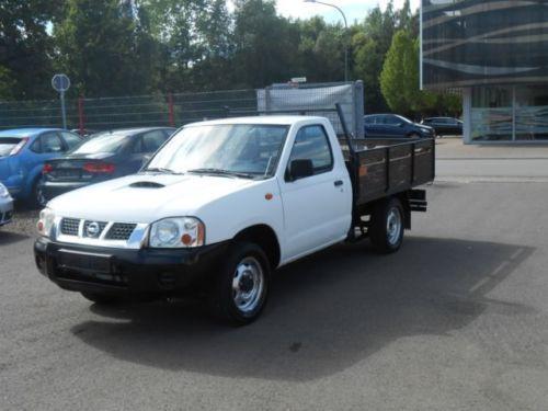 navara gebrauchte nissan navara kaufen 570 g nstige autos zum verkauf. Black Bedroom Furniture Sets. Home Design Ideas