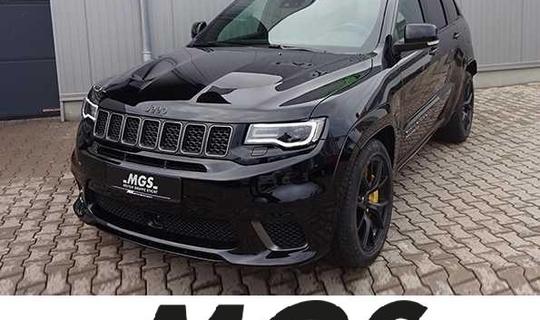verkauft jeep grand cherokee 6,2l v8 h., gebraucht 2018, 10 km in hof