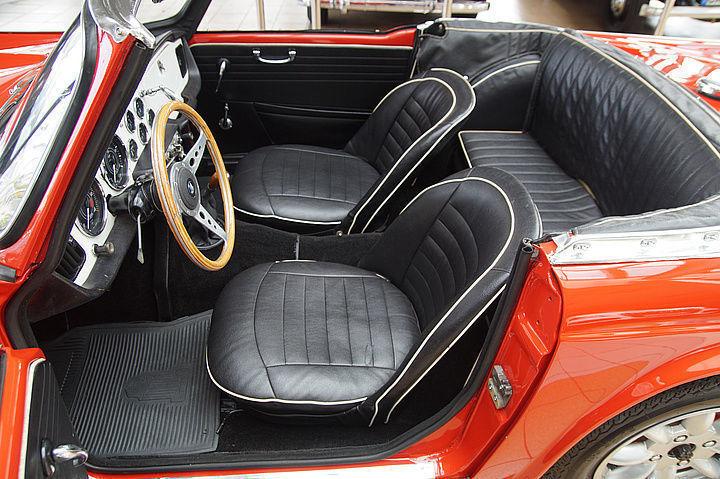 tr4 gebrauchte triumph tr4 kaufen 10 g nstige autos zum verkauf. Black Bedroom Furniture Sets. Home Design Ideas