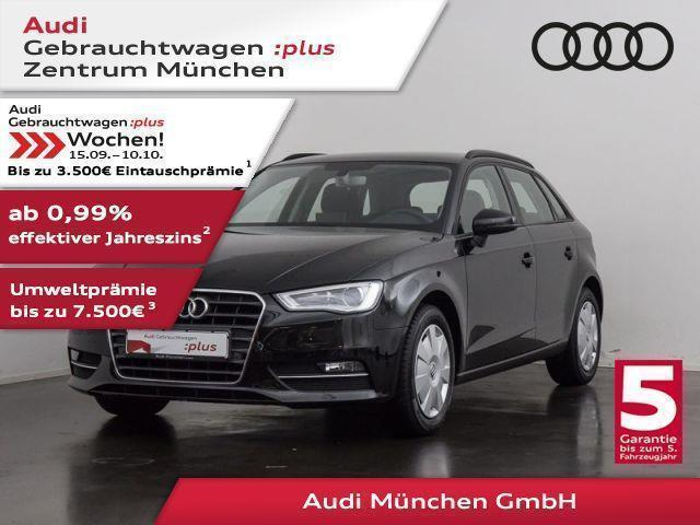 Verkauft Audi A3 Sportback 16 Tdi Nav Gebraucht 2016 27153 Km