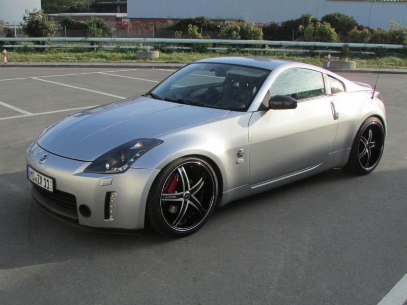 gebraucht 350 z nissan 350z 2003 km in querfurt autouncle. Black Bedroom Furniture Sets. Home Design Ideas