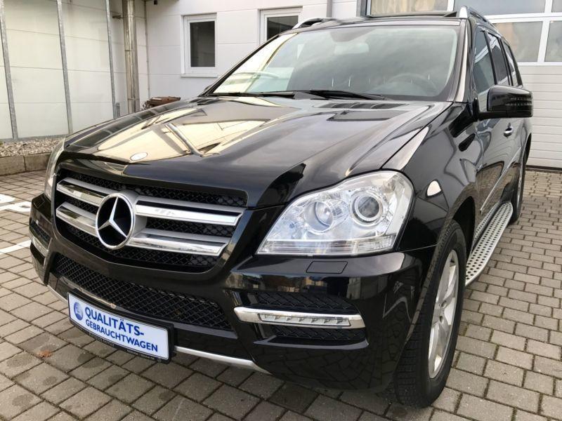 Verkauft Mercedes Gl350 Cdi 4matic 1 H Gebraucht 2012 81 000 Km