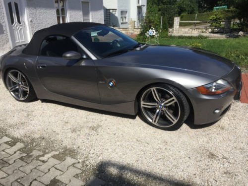verkauft bmw z4 roadster gebraucht 2003 km in hamm. Black Bedroom Furniture Sets. Home Design Ideas