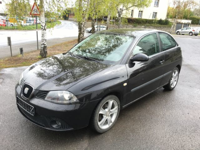 verkauft seat ibiza sport edition gebraucht 2007 km in eschhofen. Black Bedroom Furniture Sets. Home Design Ideas