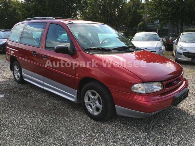 Verkauft Ford Windstar Windstar Behin Gebraucht 1997 126 000 Km