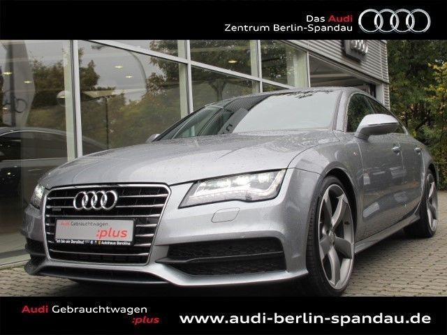 verkauft audi a7 sportback 3 0 tdi qua gebraucht 2014 km in berlin. Black Bedroom Furniture Sets. Home Design Ideas