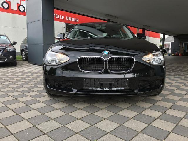 verkauft bmw 114 i klima 1 hand fina gebraucht 2014 km in geldern. Black Bedroom Furniture Sets. Home Design Ideas