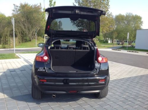 verkauft nissan juke 1 6 dig t tekna gebraucht 2010 km in laatzen. Black Bedroom Furniture Sets. Home Design Ideas