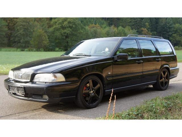 verkauft volvo v70 t5 gebraucht 1997 km in steinhagen. Black Bedroom Furniture Sets. Home Design Ideas