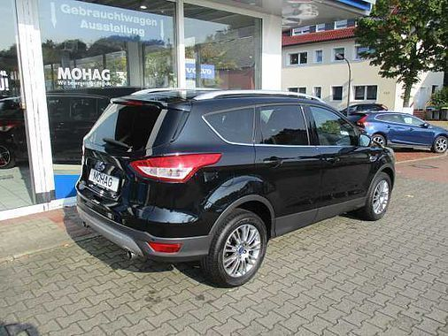 verkauft ford kuga titanium automatik gebraucht 2014 km in mannheim. Black Bedroom Furniture Sets. Home Design Ideas