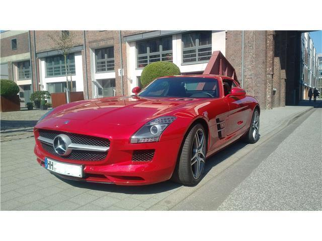 verkauft mercedes sls amg coupe amg sp gebraucht 2010 km in hamburg. Black Bedroom Furniture Sets. Home Design Ideas