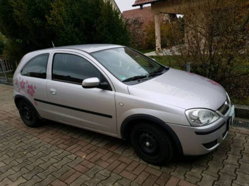 verkauft opel corsa c bj 2003 gebraucht 2003 km in wertingen. Black Bedroom Furniture Sets. Home Design Ideas