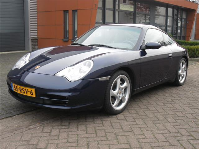 verkauft porsche 911 carrera 4 gebraucht 2002 km. Black Bedroom Furniture Sets. Home Design Ideas