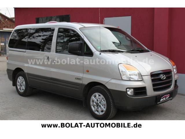 gebraucht df 2 5 crdi svx klimaanlage 7 sitzer hyundai h 1 2007 km in solingen. Black Bedroom Furniture Sets. Home Design Ideas