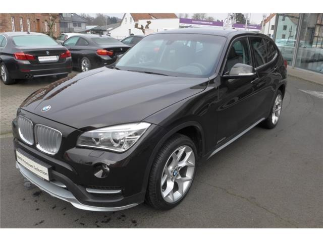 verkauft bmw x1 xdrive20i xline gebraucht 2014 km. Black Bedroom Furniture Sets. Home Design Ideas