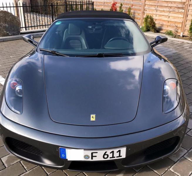 Verkauft Ferrari F430 Spider F1 Gebraucht 2009 33 500 Km