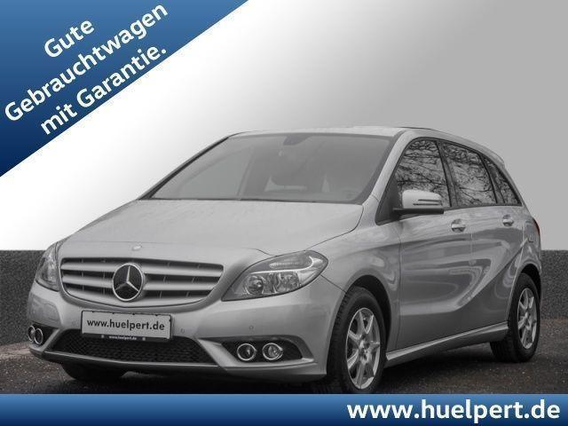 gebraucht Mercedes B180 Blue Efficiency Navi SHZ Klima