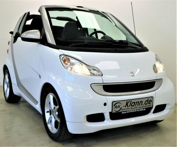 verkauft smart fortwo cabrio 1 0 71ps gebraucht 2010 km in teltow. Black Bedroom Furniture Sets. Home Design Ideas