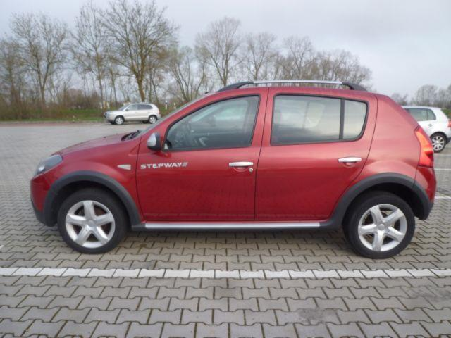 verkauft dacia sandero 1 6 mpi stepway gebraucht 2010 km in dahlwitz hoppega. Black Bedroom Furniture Sets. Home Design Ideas