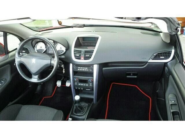 verkauft peugeot 207 cc 120 vti sport gebraucht 2007 km in raunheim. Black Bedroom Furniture Sets. Home Design Ideas