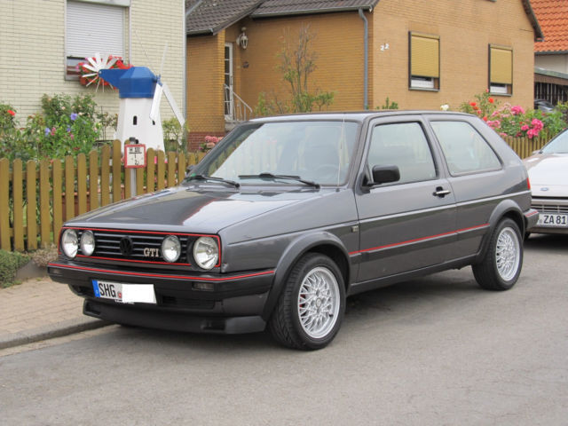 verkauft vw golf ii gti special youngt gebraucht 1990 km in rodenberg. Black Bedroom Furniture Sets. Home Design Ideas