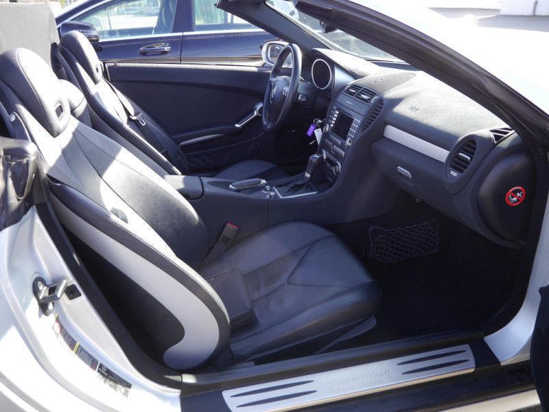 verkauft mercedes slk350 roadster coma gebraucht 2005 km in brandenburg. Black Bedroom Furniture Sets. Home Design Ideas